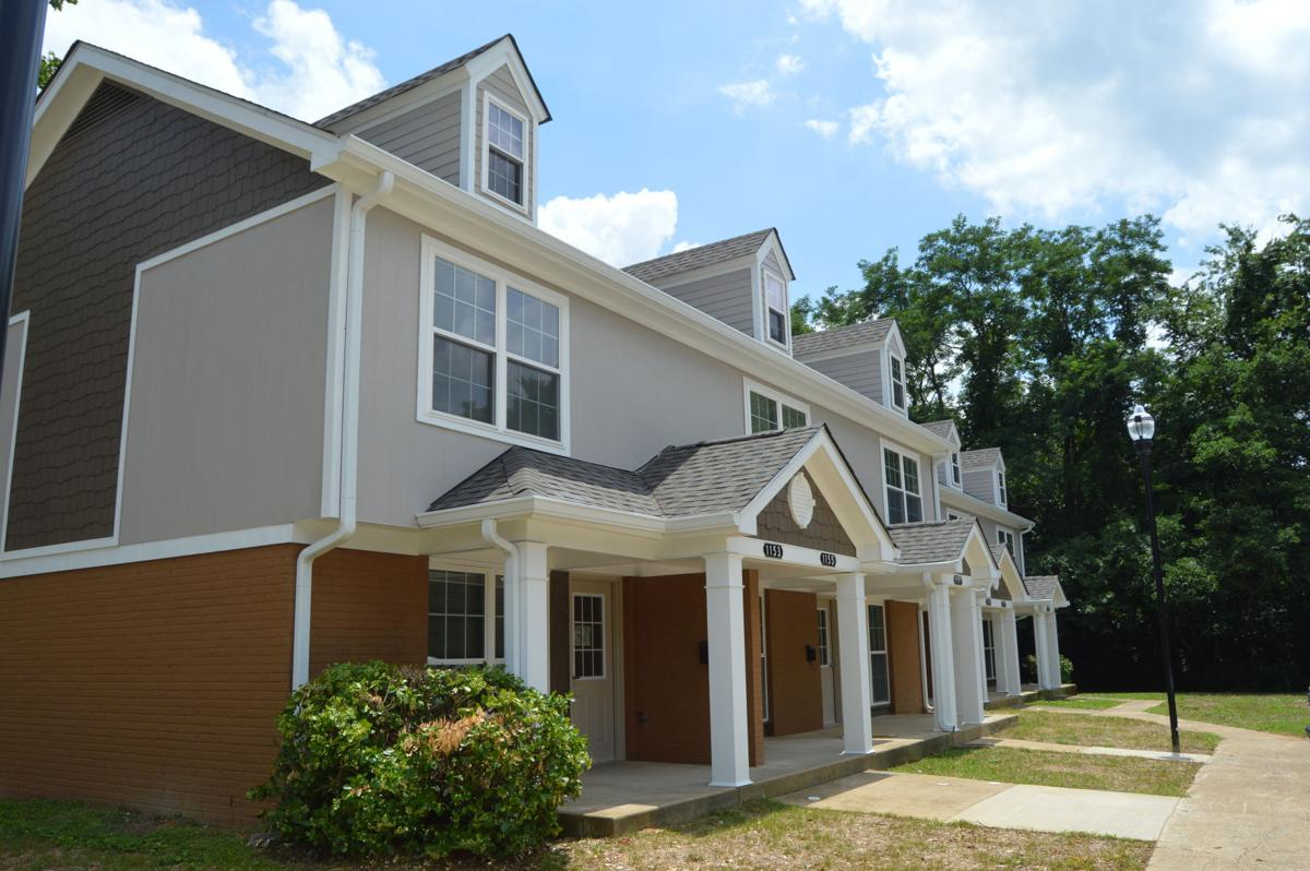 Newly renovated development makes affordable housing a ... on