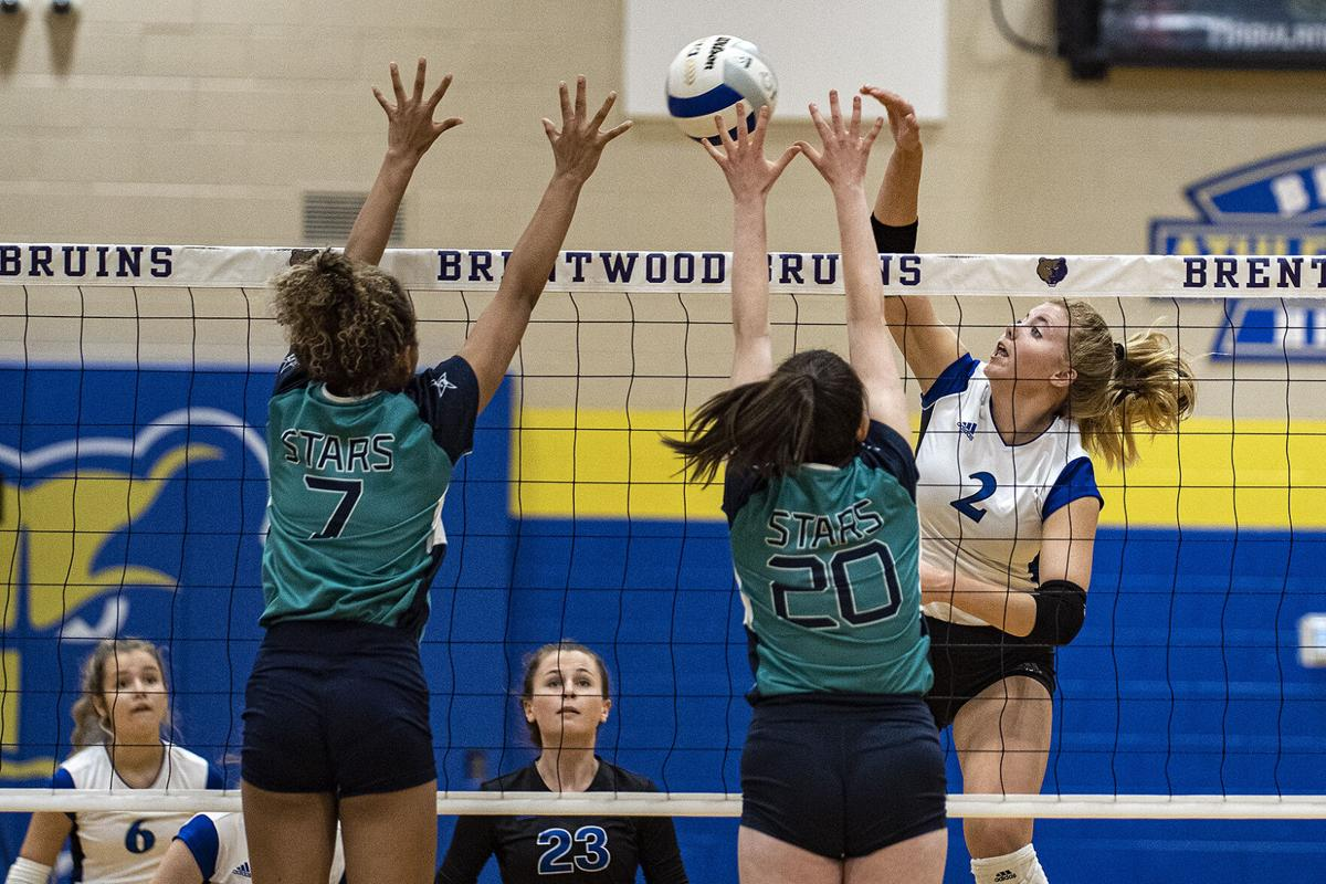Volleyball – Siegel at Brentwood