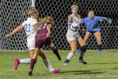 Soccer – Centennial at Franklin, District 12-AAA Tournament