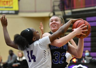Hoops – Brentwood girls at Cane Ridge