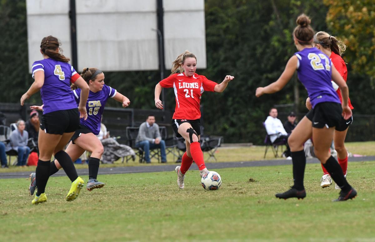 Soccer – Grace Christian Academy at Christ Presbyterian Academy