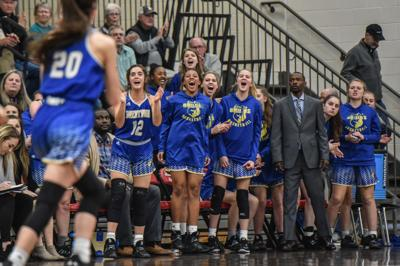 Hoops – Brentwood girls vs. Page, Region 6-AAA Championship