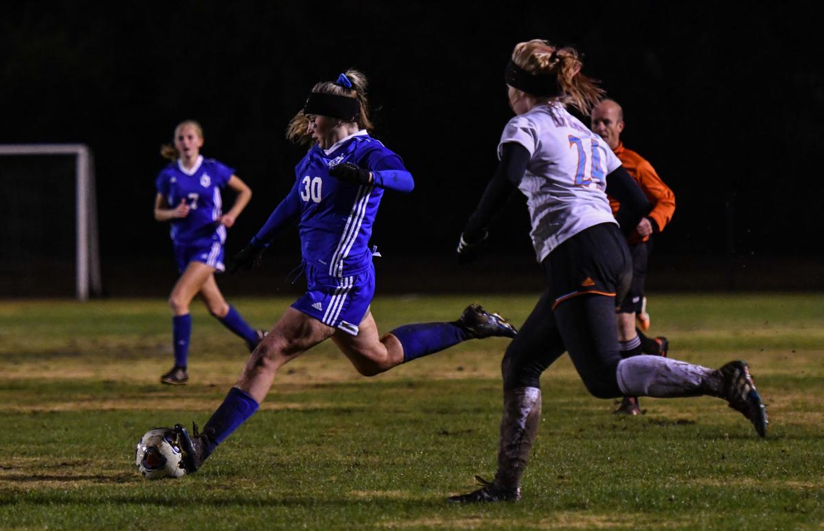 2019 State Soccer – Nolensville vs. South Gibson, Class AA Semifinal
