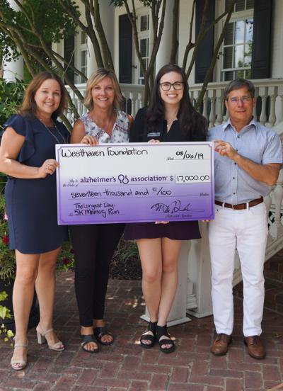 Westhaven donation