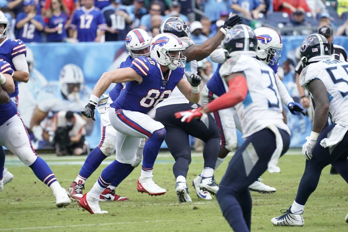 NFL Football – Buffalo Bills at Tennessee Titans