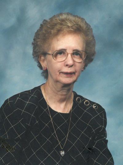 Annie Hazel Scott