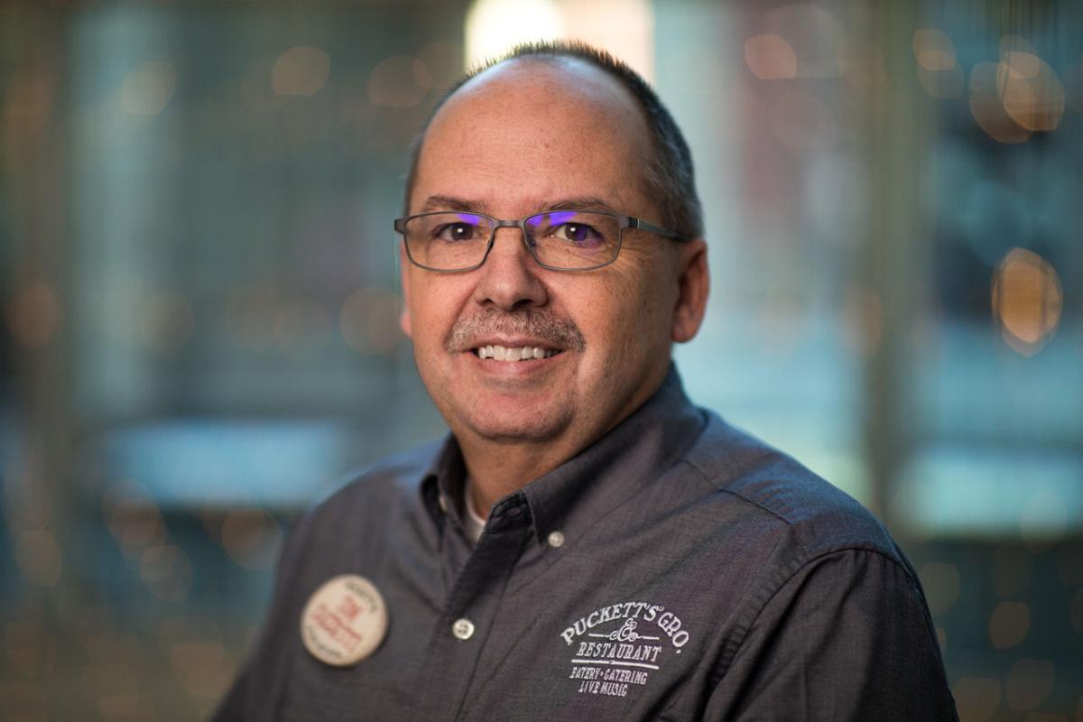 puckett s gro restaurant general manager named restaurant manager