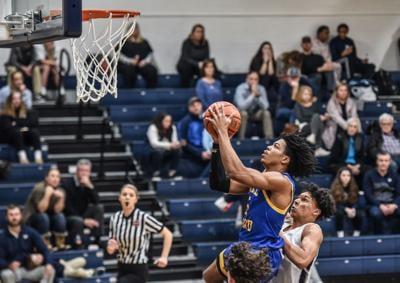 Hoops – Battle Ground Academy at Franklin Road Academy, District Quarterfinals