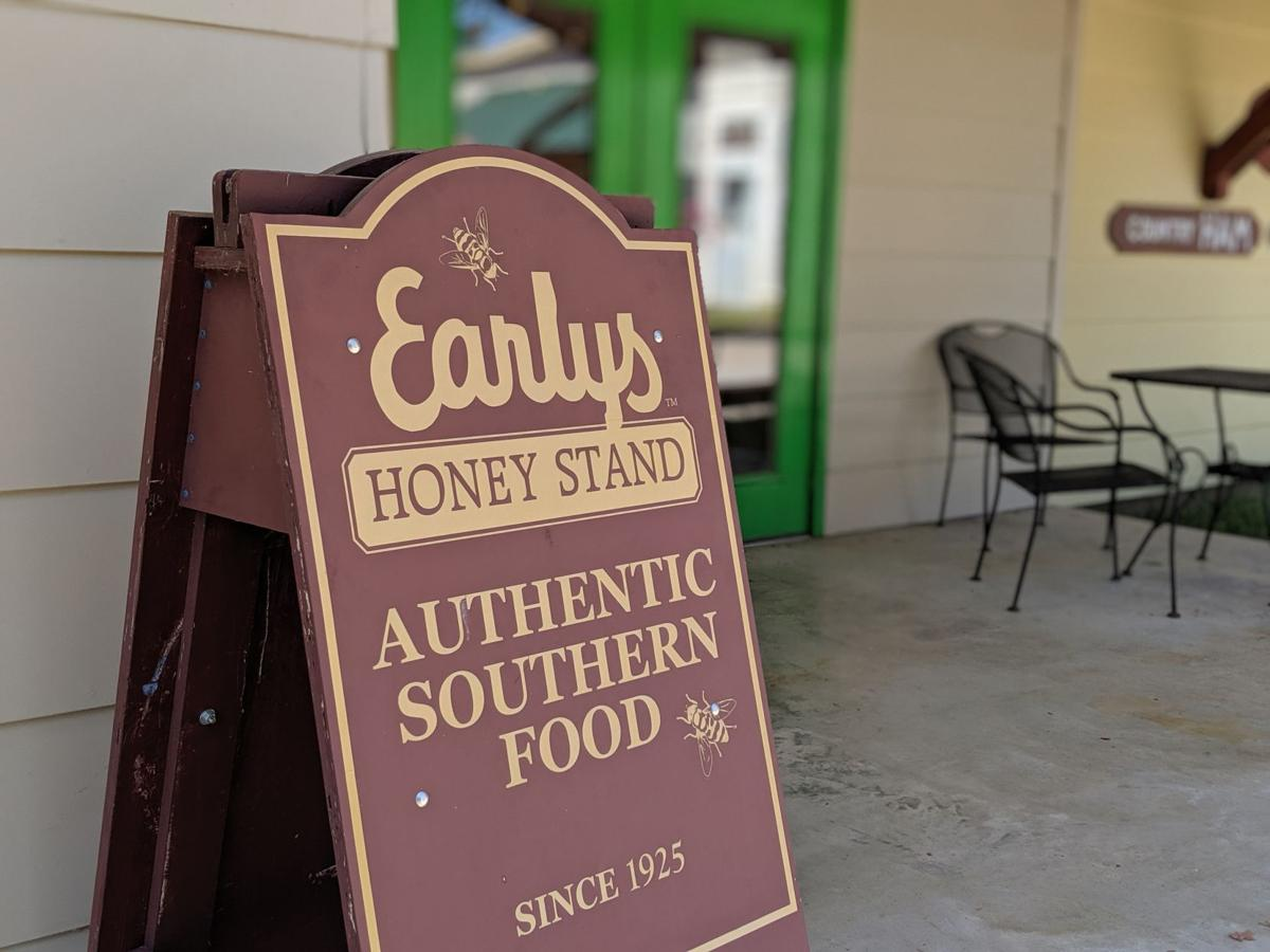 Early's Honey Stand