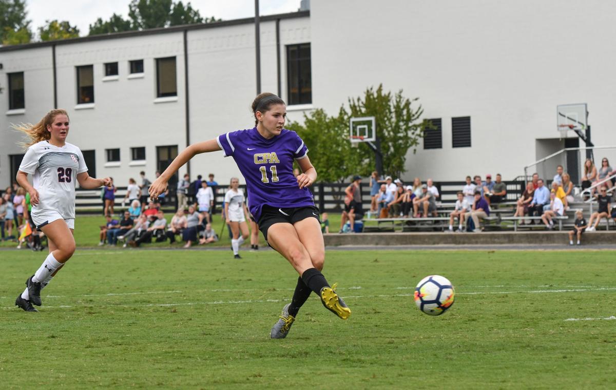 Soccer – Brentwood Academy at Christ Presbyterian Academy