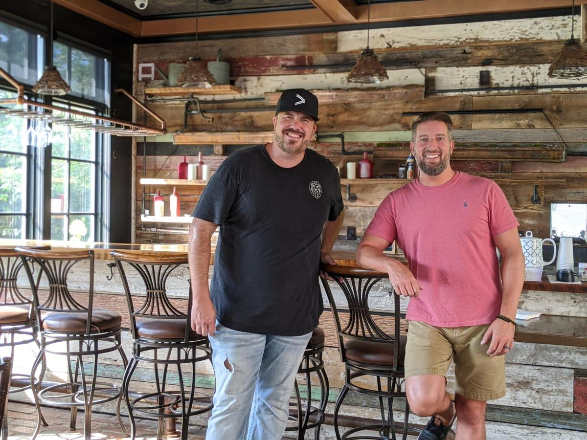 Dustin Smith and Aaron Sanders Hope Unlimited Church
