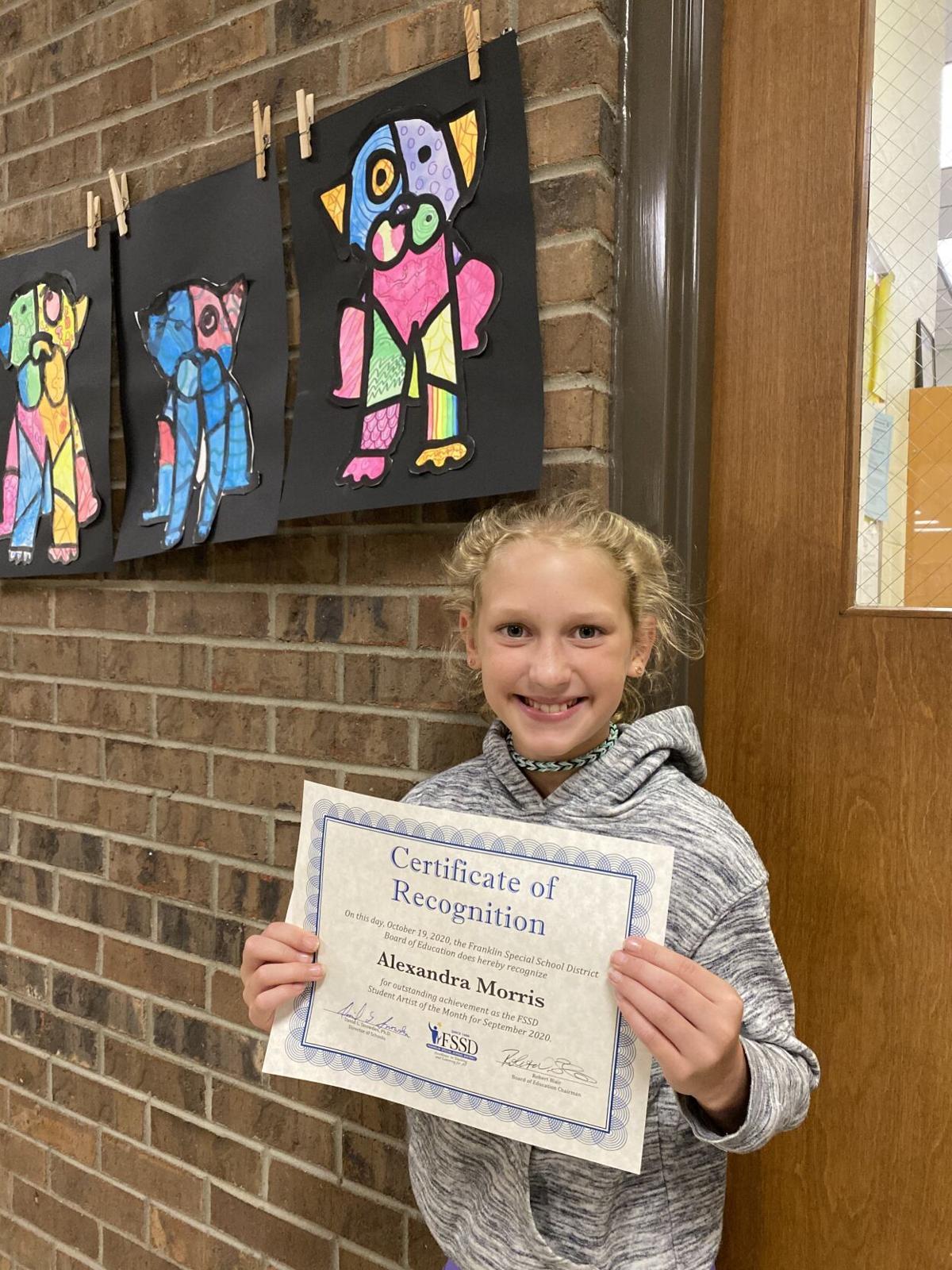 Alexandra Morris Moore Elementary