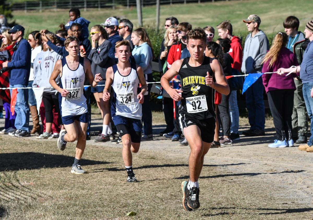 2019 State Cross Country – Division I Small Schools