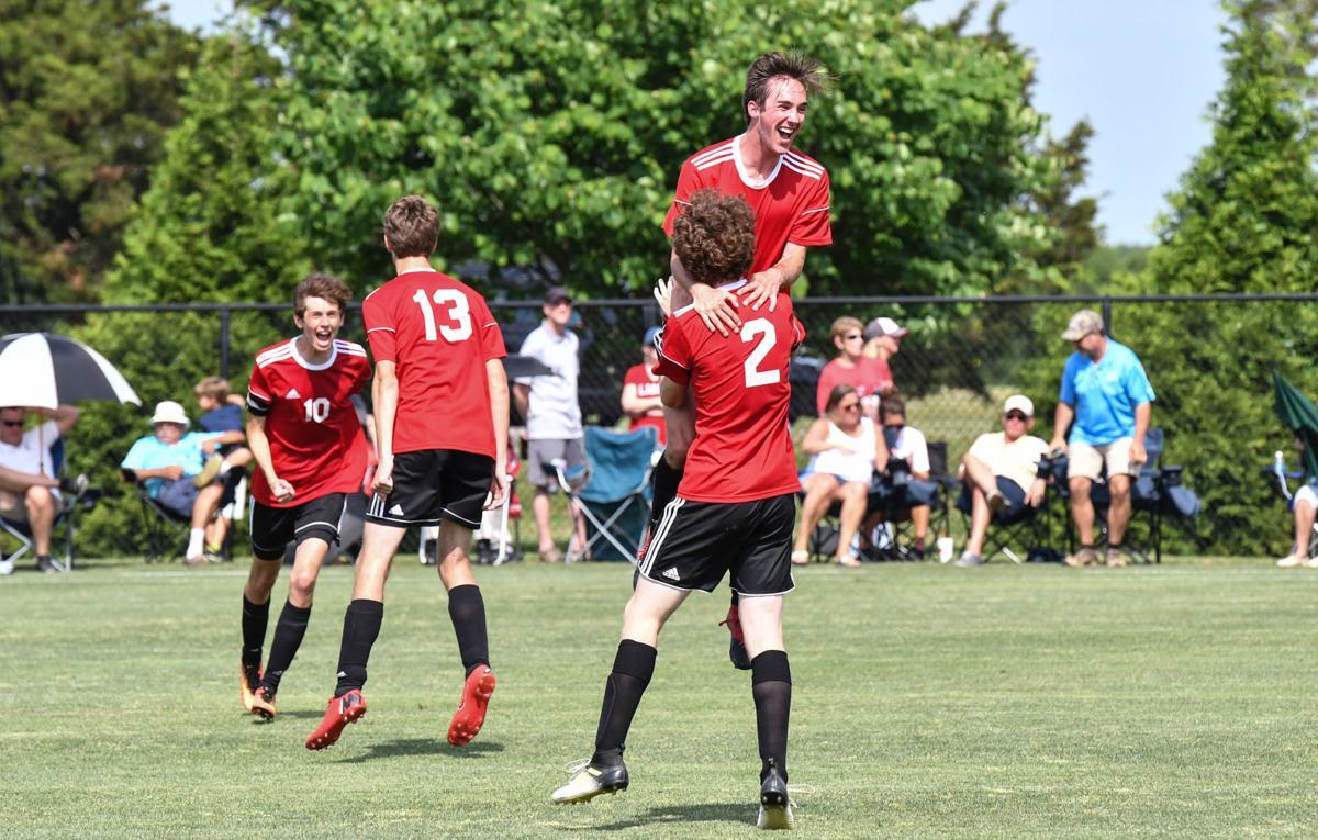 State Soccer – Grace Christian Academy vs. Signal Mountain
