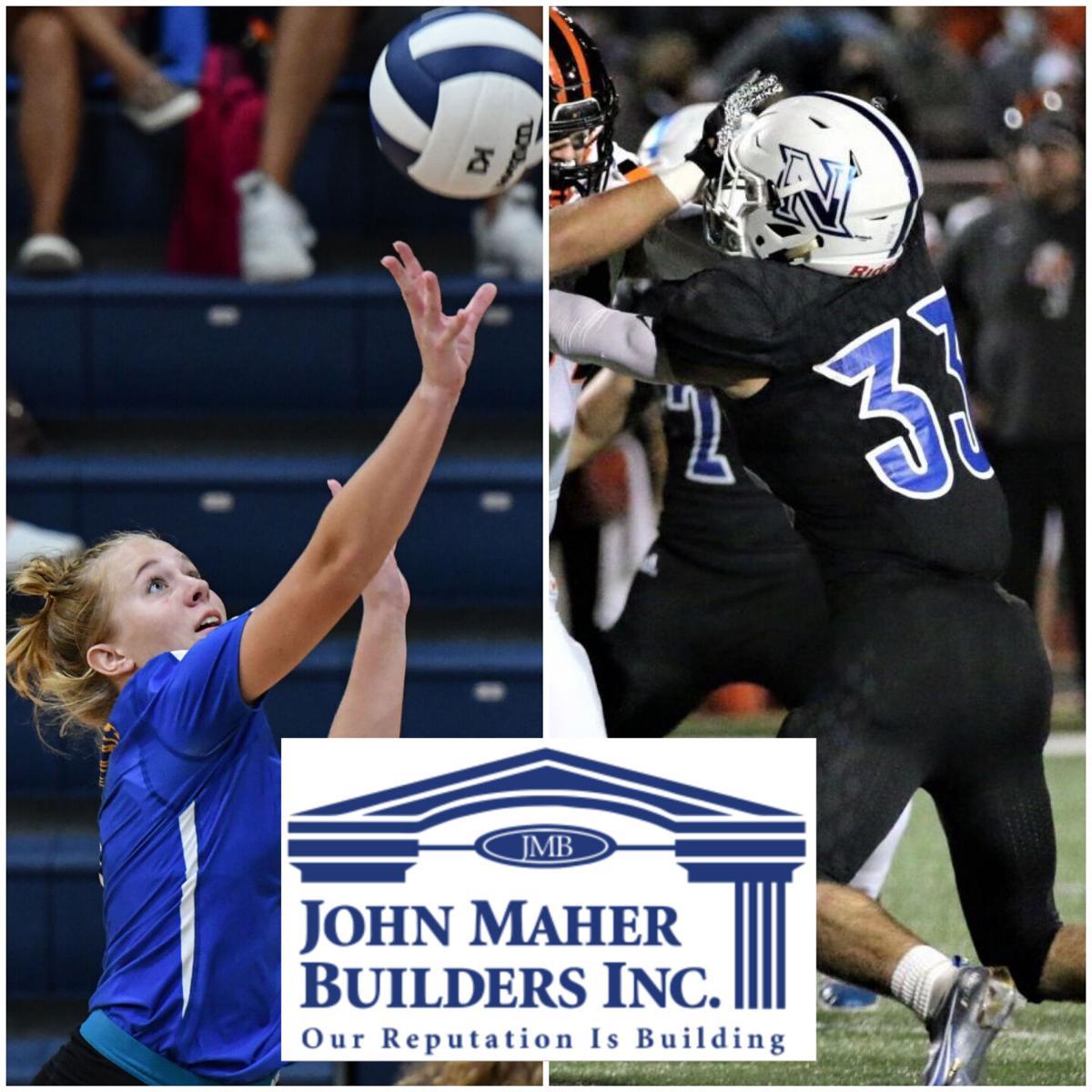 John Maher Builders Scholar Athletes