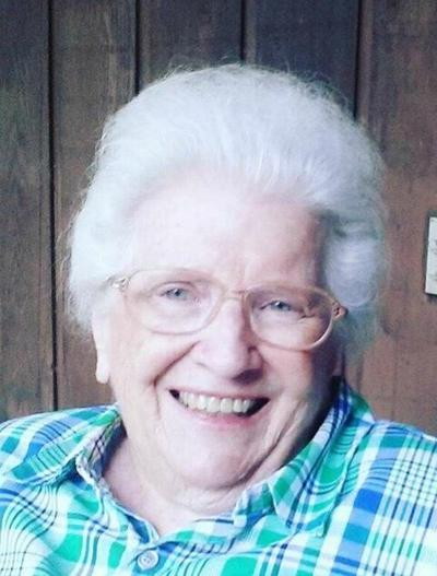 Edna Louise Colbert Amacher