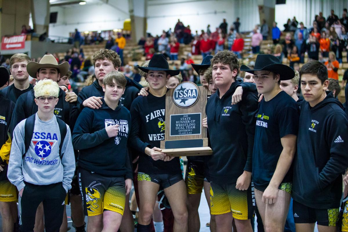 State Championship Wrestling – Pigeon Forge vs. Fairview