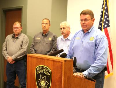 Maury County Sheriff gives update on murder-suicide leaving five dead, four children