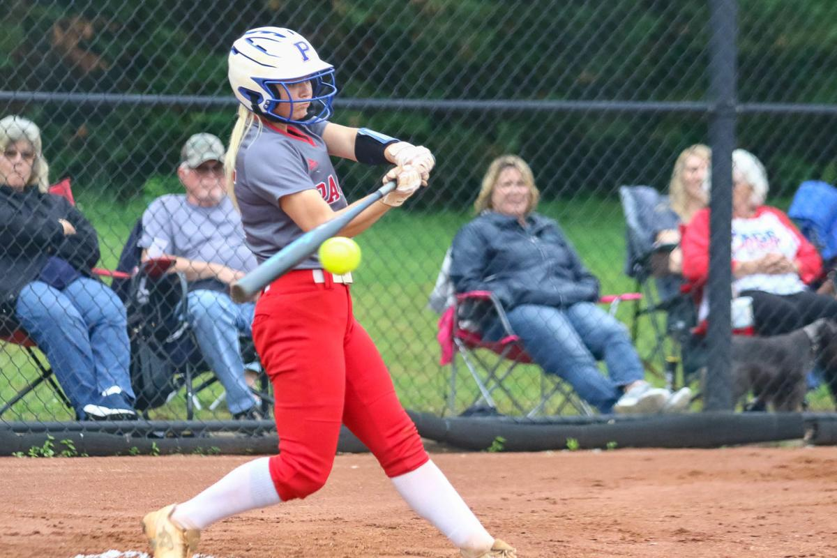 Softball – Independence vs. Page, District 11-AAA Tournament
