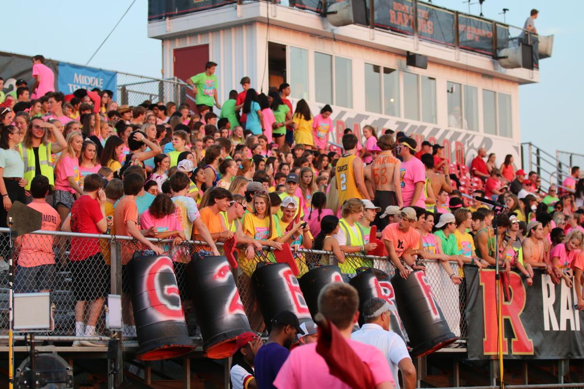 Football - Pulaski Academy at Ravenwood - Week Four