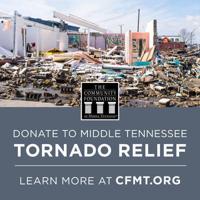 CFMT Tornado Relief Donation