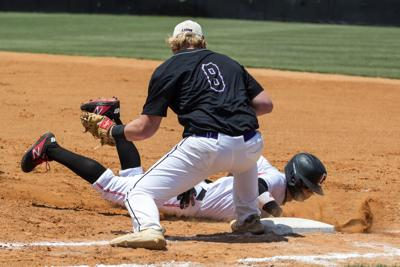 State Baseball – Grace Christian Academy vs. Trinity Christian, Class A Winner's Bracket Semifinal