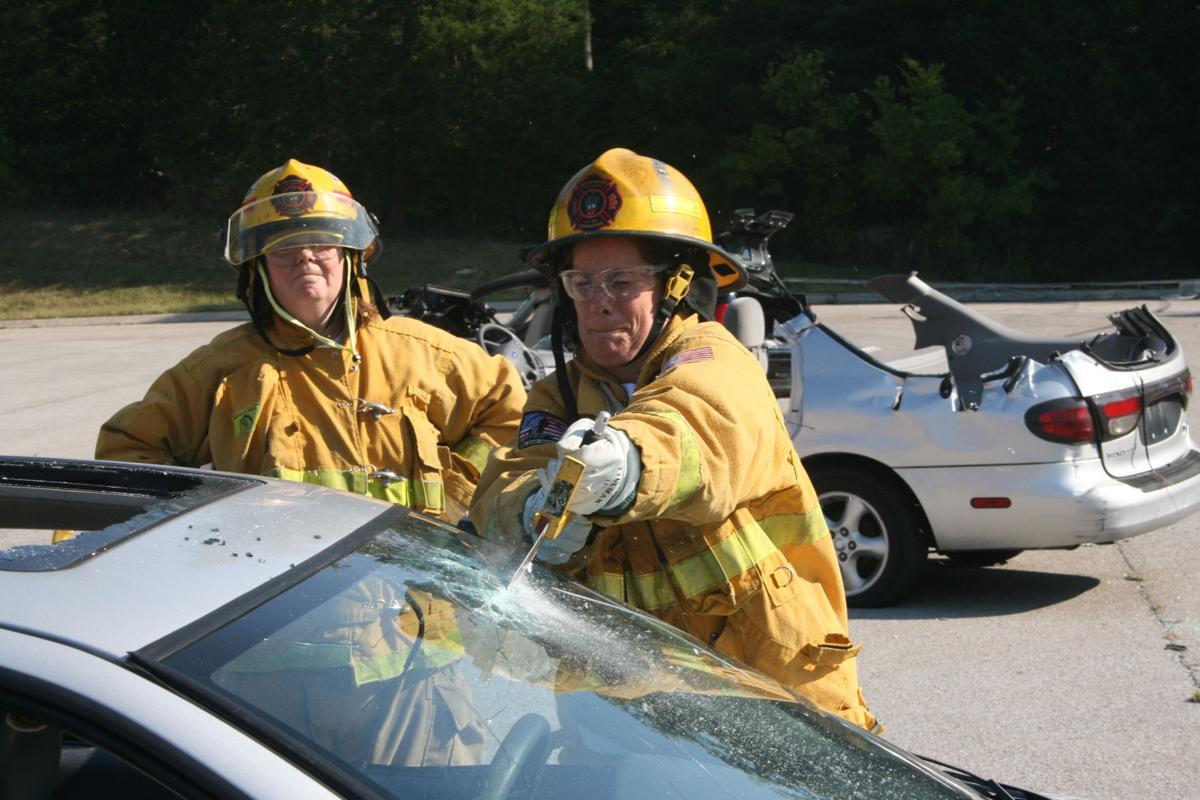 Brentwood Citizens Fire Academy