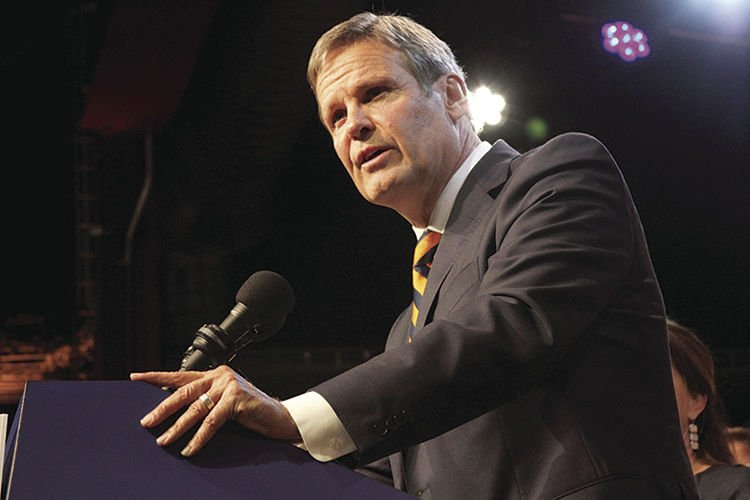 Governor-elect Bill Lee