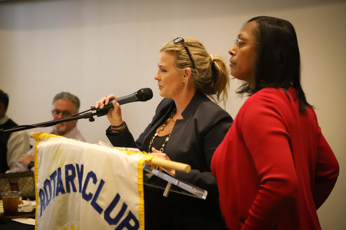 Franklin Noon Rotary Club