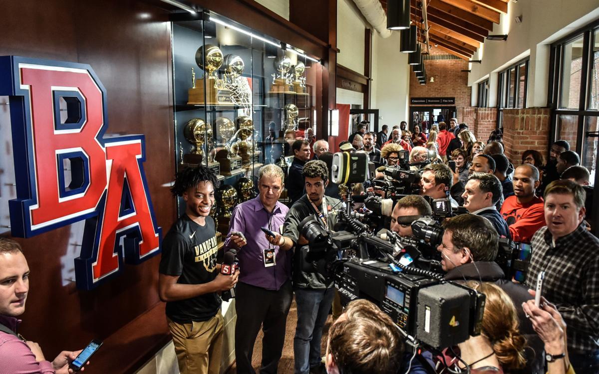 Hoops: Brentwood Academy standout Garland chooses Vanderbilt