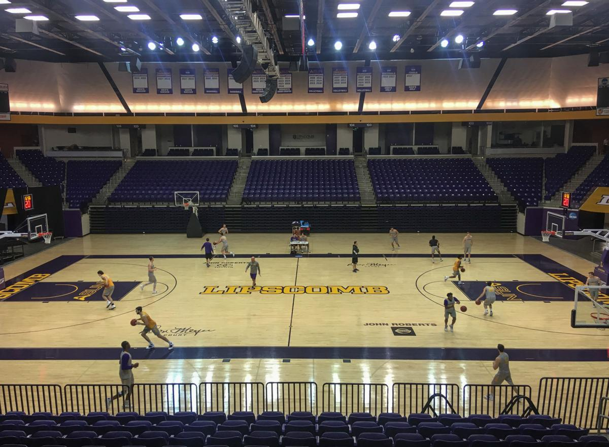 College Hoops Lipscomb Readies For Madison Square Garden Debut Sports