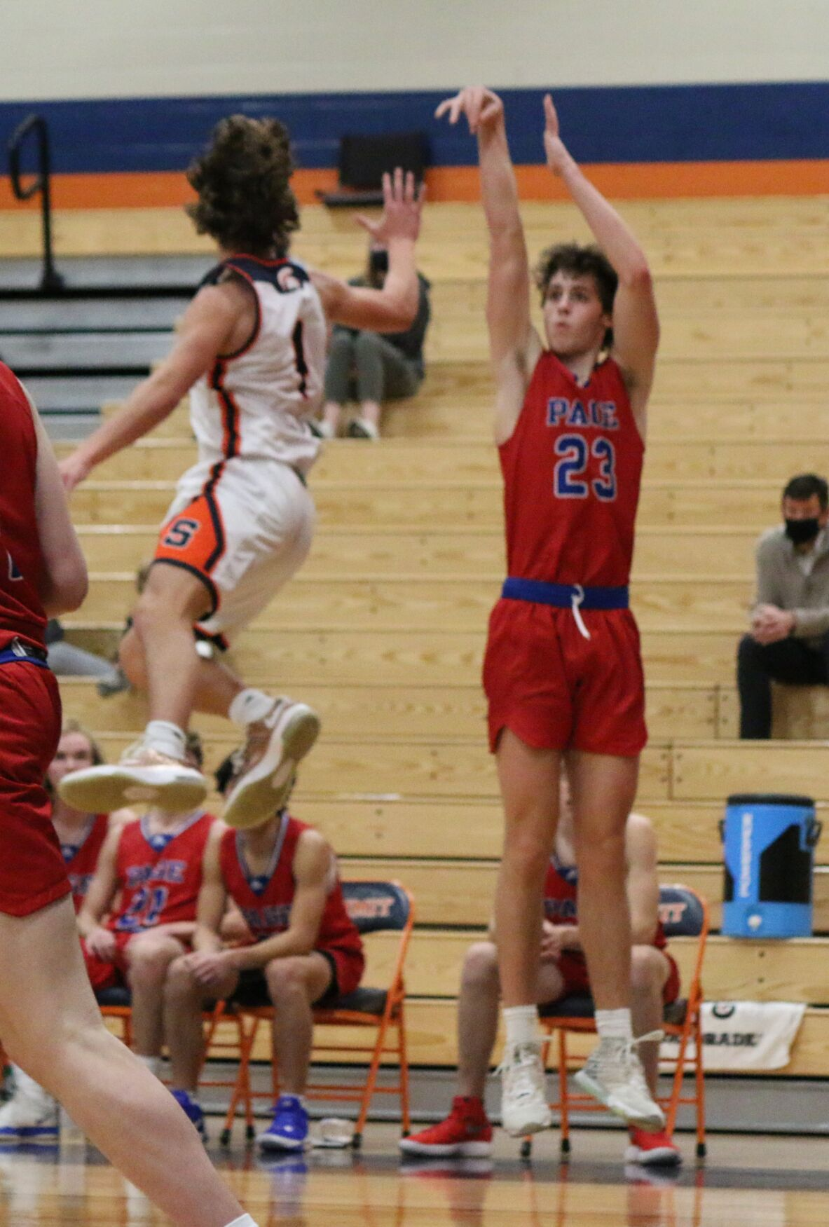 Hoops - Page boys at Summit