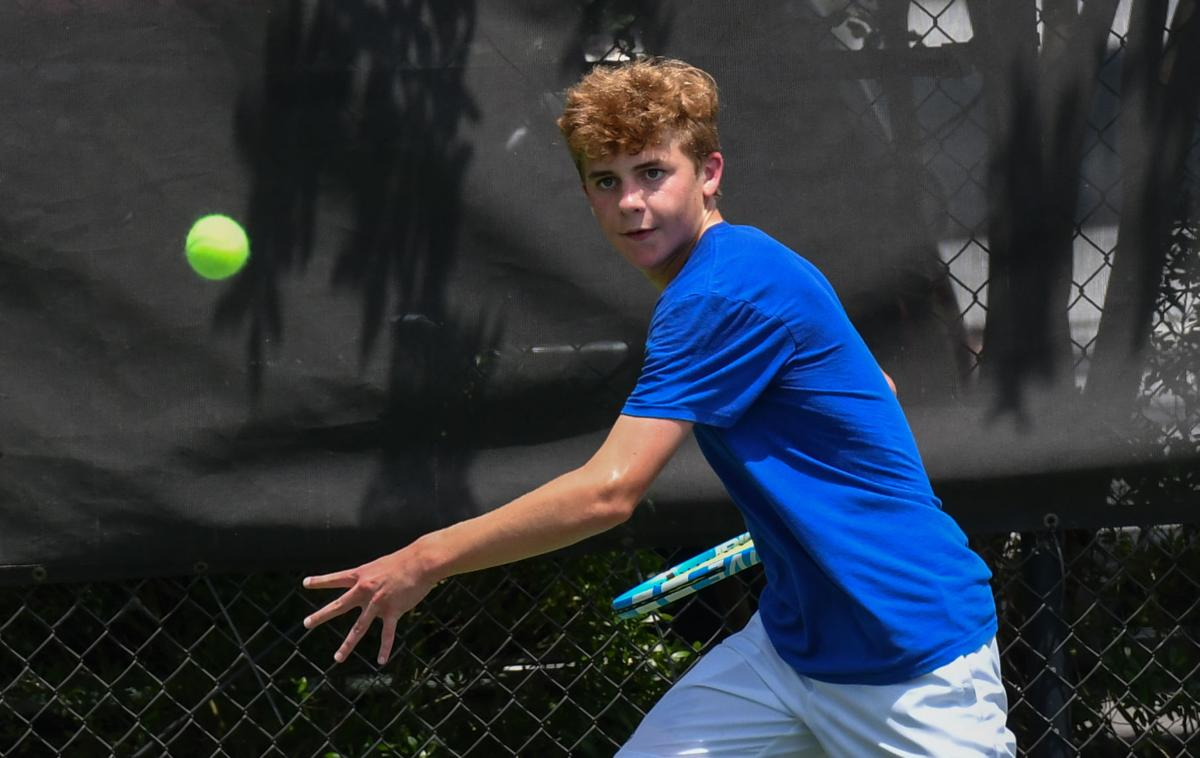 State Tennis – Brentwood boys, girls in Large Class Championships