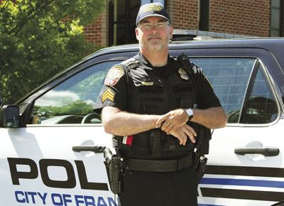 Franklin Police Sgt. Treanor