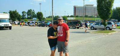 Chris and Elaine Whitney
