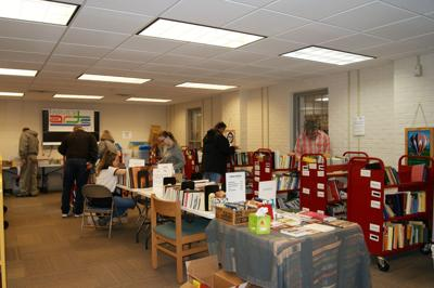 Friends of the Fairview Public Library Book Sale