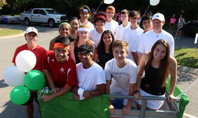 Ravenwood High School Students