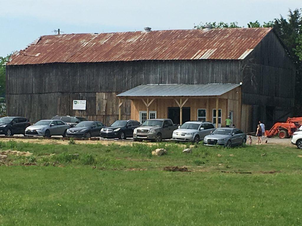 Delvin Farms Barn