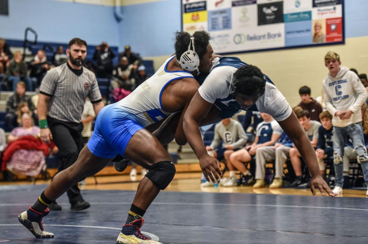 Wrestling – Brentwood at Centennial