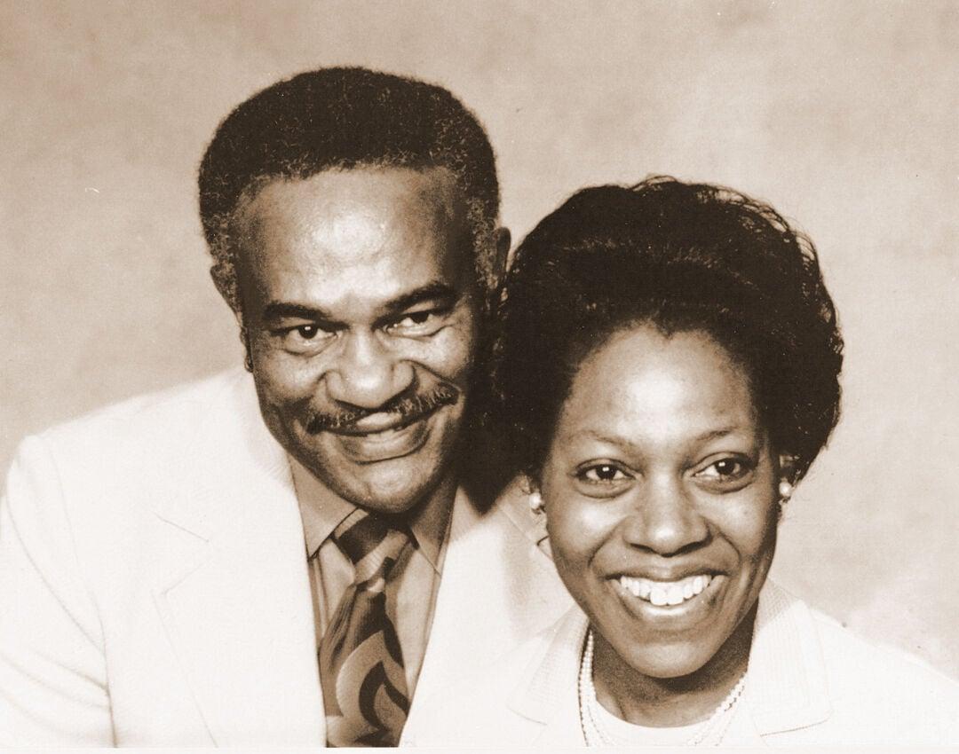 Dr. Joseph C. White and Dr. Katie Kinnard White