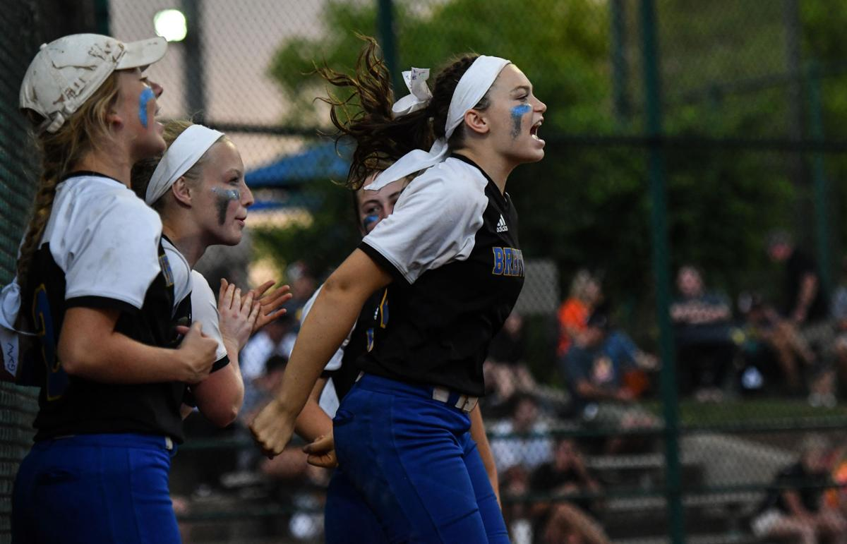 State Softball: Extra frame homer sends Brentwood to consolation ...