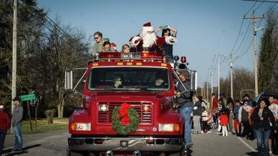 College Grove Christmas Parade
