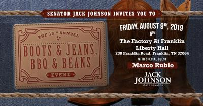 Boots & Jeans, BBQ & Beans