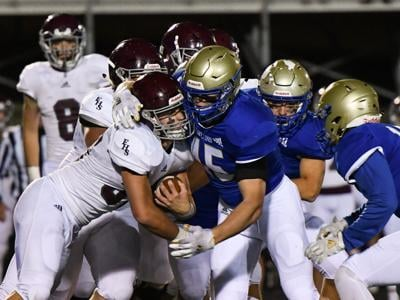 Football – Franklin at Brentwood