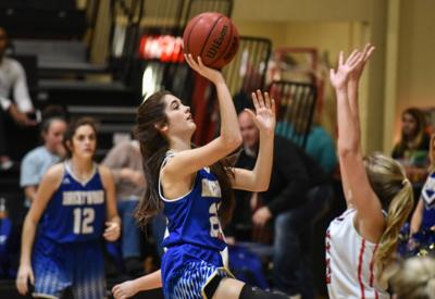 Hoops – Brentwood at GCA