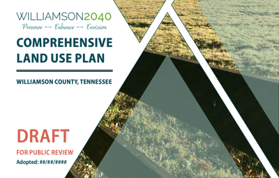 Comprehensive Land Use Plan