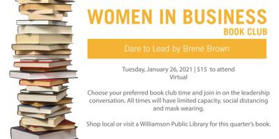 Women in Business book discussion