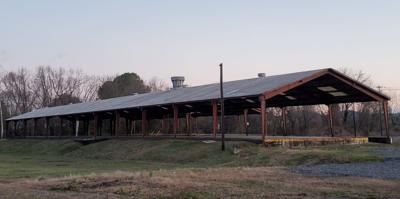 Bicentennial Park pavilion
