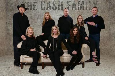 Kellye Cash & Family in Concert