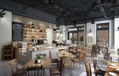 Harpeth Hotel includes McGavock's coffee shop